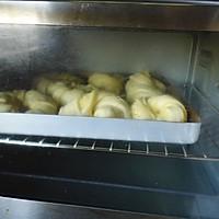 奶香椰蓉面包的做法图解13