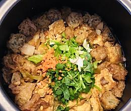 冬日温暖砂锅菜的做法