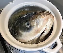千岛湖鱼头汤(花鲢)的做法