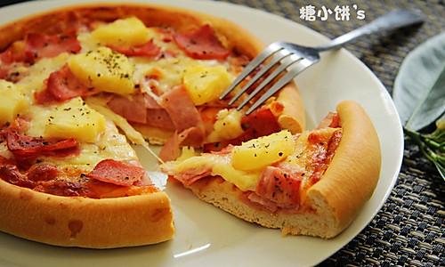 【夏威夷披萨】的做法