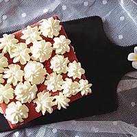美味的红丝绒蛋糕的做法图解20