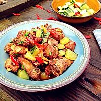 干煸麻辣排骨-----冬季开胃菜的做法图解20