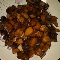 家常土豆熏肉