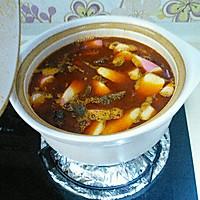 牛肉炖萝卜﹝香烂的牛肉*入口即化的萝卜,拌着浓浓的蒜香﹞的做法图解7
