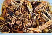 海鲜焖锅的做法