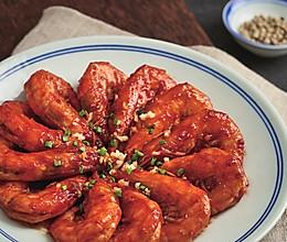 干烧大虾——米博版的做法