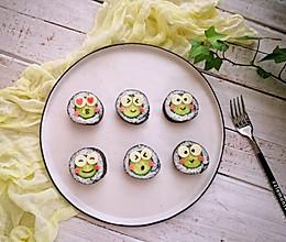 绿豆蛙寿司的做法