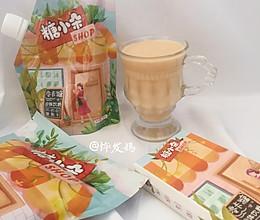 #糖小朵甜蜜控糖秘籍#零卡糖奶茶的做法