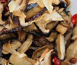 香菇炒肉(下饭菜)的做法