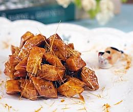 小羽私厨之拔丝芋头的做法