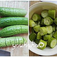 #夏日素食#酱黄瓜的做法图解1