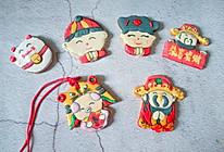#精品菜谱挑战赛#春节手绘糖霜饼干的做法