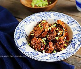 超下饭家常菜:鱼香茄盒的做法