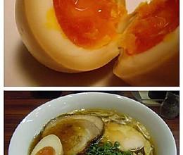 日式糖心蛋的做法