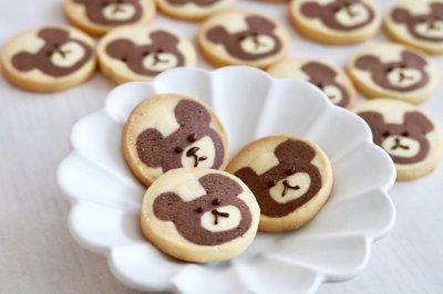 小熊曲奇饼干