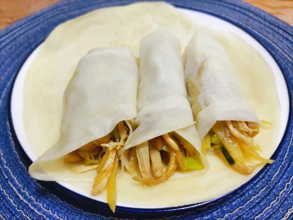 【咬春】立春来做简单易学的饺子皮版春饼的做法
