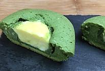 软芯奶酪小蛋糕(原味和抹茶味),浓郁奶香美味甜品,武汉加油。的做法