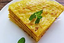 #美食新势力#不用揉面,简单快手,10分钟搞定的早餐的做法