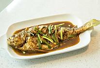 豆瓣酱焖鱼,海边人最爱的黄花鱼吃法的做法
