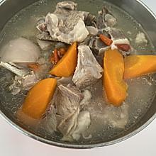 #中秋团圆食味#山药胡萝卜羊肉汤