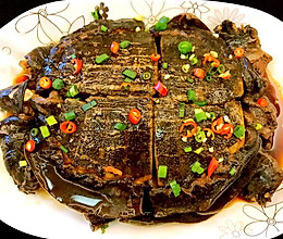 团圆年夜菜烧甲鱼的做法