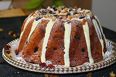 糕一三班——水果复古罗夫蛋糕
