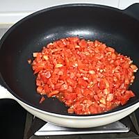 西红柿金针菇浓汤的做法图解5