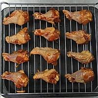 舌尖上的美食——蜜汁烤鸡腿的做法图解4