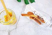 黄油蜂蜜吐司条的做法