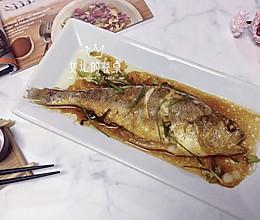 烧黄鱼,简单家常的做法