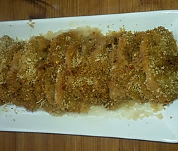 麻辣粉蒸藕的做法