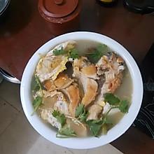 香菇豆腐鸡蛋鱼汤