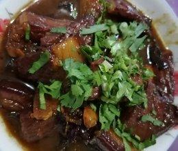 #橄享国民味 热烹更美味#红烧肉-家常版东坡肉的做法