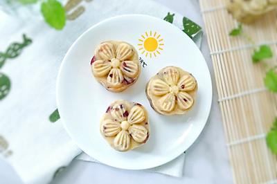 12M+蔓越莓绿豆糕:宝宝辅食营养食谱菜谱