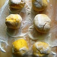原味南瓜饼的做法图解4