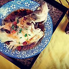 葱油鲈鱼#餐桌上的春日限定#