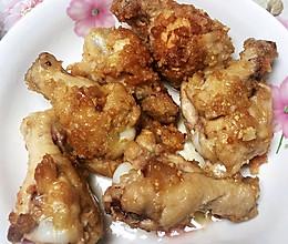 黄油蜂蜜鸡翅的做法
