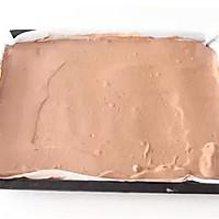 可可奶冻蛋糕卷的做法图解18