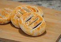 简单快手小包酥老婆饼的做法
