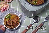 七日懒人焖饭之黄焖鸡焖饭的做法