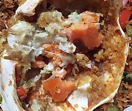 避风塘香辣蟹、赖尿虾的做法
