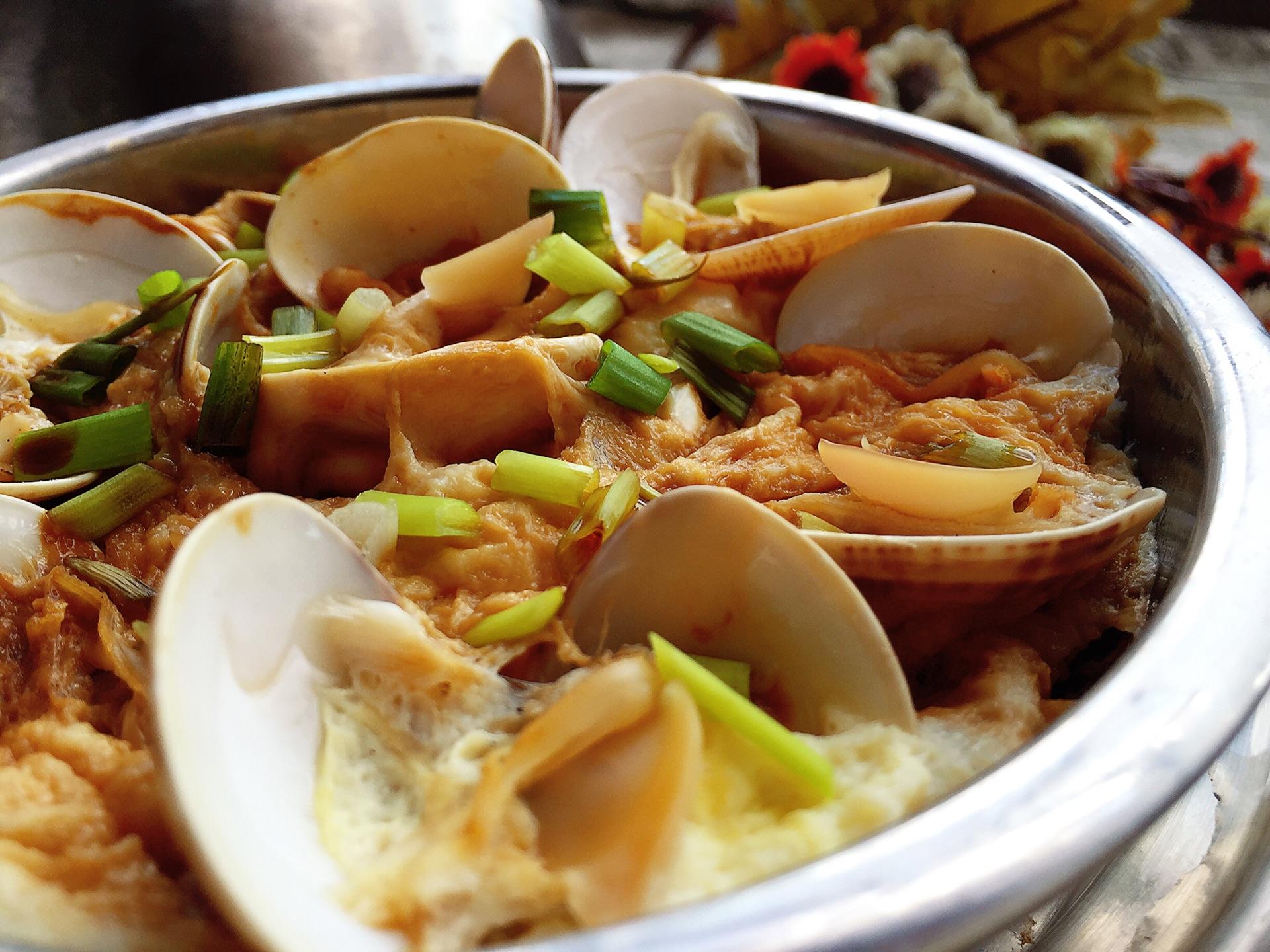 文蛤蒸蛋怎么做_文蛤蒸蛋的做法_菜谱_豆果美食