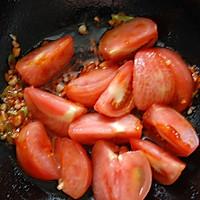 西红柿土豆炖牛腩的做法图解4