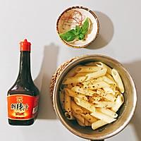 越吃越瘦的柠香牛排+黑椒意面便当的做法图解8