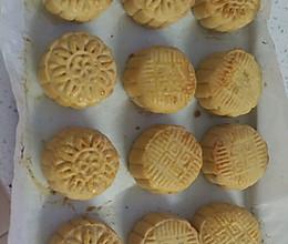 为中秋节做准备-广式月饼的做法