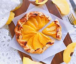 法式黄桃馅饼/派—快手版的做法