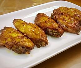 烤箱孜然鸡翅的做法