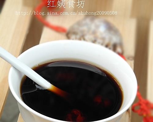 红糖姜汤的做法