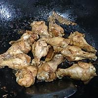 土豆烧鸡翅根的做法图解6