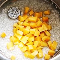 #秋天怎么吃#大米南瓜粥的做法图解6